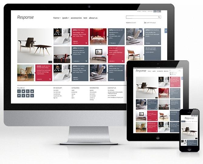 Дизайн интернет-магазина: 5 ключевых принципов
