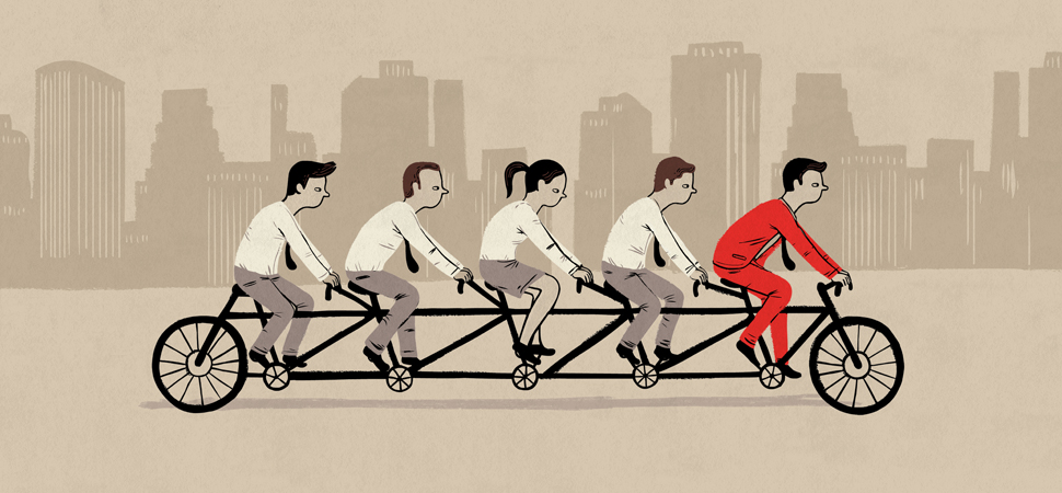 Как изменить организацию, не разнося ее вдребезги