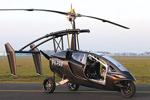 PAL-V готов к полету