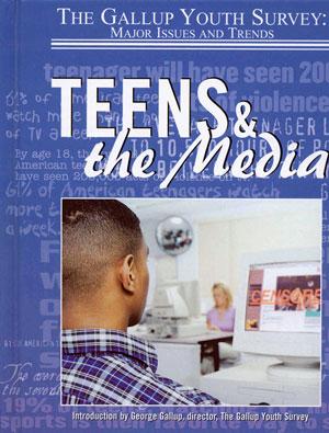 «Подростки и СМИ» — одно из многочисленных социологических исследований Gallup
