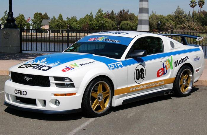 eBay Motors, где представлены запчасти практически ко всем автомобилям, а также сами машины — один из самых популярных разделов торговой площадки eBay