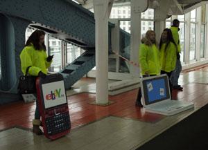 20 июня 2012 года eBay открыла представительство в Москве. Промо-акция, как обычно, была скромной