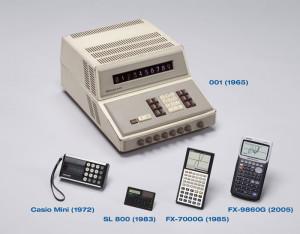 Casio-Calculators-Family
