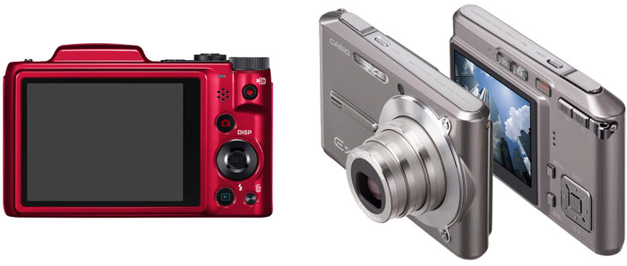 Casio-Cameras