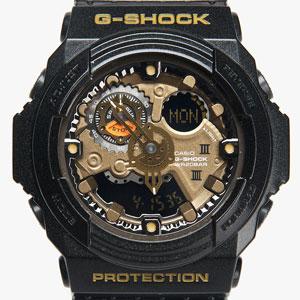Casio G-Shock — самый популярный часовой брэнд  в мире. По всему земному шару уже продано более 60 млн часов этой марки