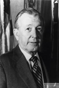 Дональд Риган, глава компании в 1970-е