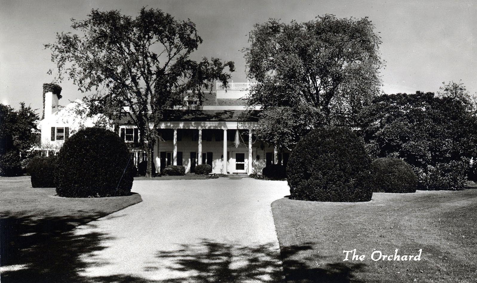 Поместье Меррилла Orchard внесено в список национальных исторических памятников США