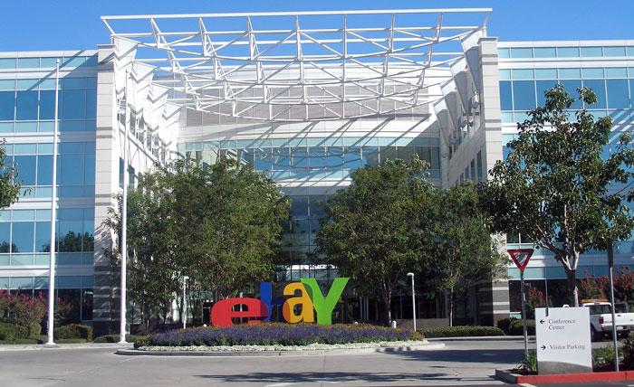 Штаб-квартира PayPal – платежной системы, которая с 2002 года принадлежит eBay