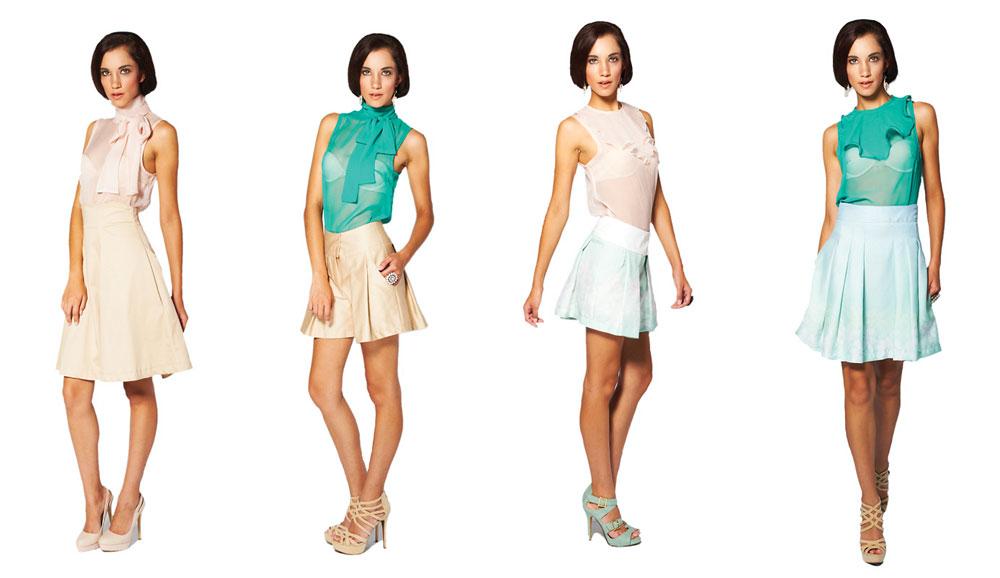 В магазинах WE Fashion посетители могут с помощью «Tweet-зеркала» сфотографироваться в одежде или обуви, которую они примеряют, и мгновенно выложить эти фотографии в Twitter