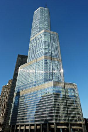 Вслед за нью-йоркским Trump Tower его «тезка» появился и в Чикаго
