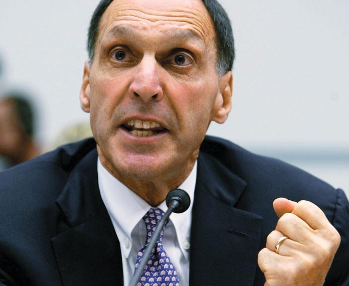 Дик Фалд возглавлял Lehman Brothers до 2008 года, когда компания была признана банкротом