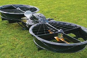 Дизайн Hoverbike наверняка пришелся бы по душе Бэтмену