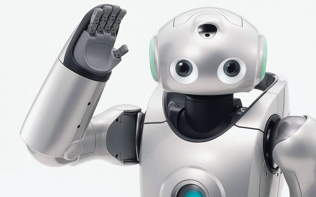 Роботы идут