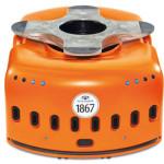 Ярко-оранжевая «тумбочка» на колесиках – так выглядит специализированный робот для перемещения складских грузов Kiva Drive Unit. Покупка компании-производителя Kiva обошлась Джеффу Безосу в $775 млн