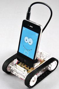 Робот-смартфон Romo – один из проектов Kickstarter. Команде энтузиастов из Лас-Вегаса поверили больше тысячи «вкладчиков». И собрали $115 тыс. – в 4 раза больше необходимого!