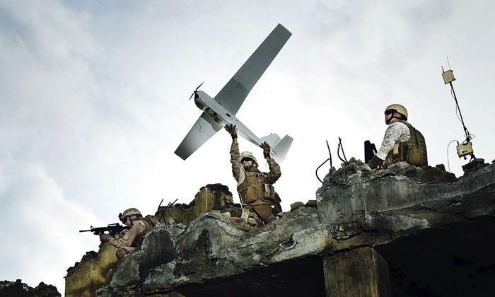 Модель Puma, как и другие беспилотные летательные аппараты, в основном используется как средство разведки, наблюдения и зондирования