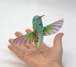 В модели Nano используется биологическая мимикрия в чрезвычайно малом масштабе