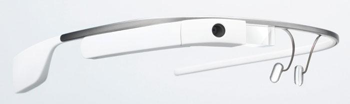 Очки с дополненной реальностью Google Glass, созданные компанией Google, позволяют пользователю интегрировать офлайн- и онлайн-информацию