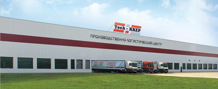 Региональные склады. В каждом макрорегионе «Тех-Креп» содержит склад с достаточными товарными запасами. Среди российских поставщиков крепежа аналогичная система дистрибуции есть еще лишь у одной компании — Omax.