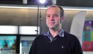 Директор по ИТ-проектам «Сколково» Альберт Ефимов