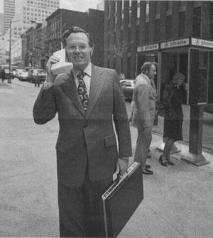 Благодаря Motorola в 1973 году пользователи таксофонов впервые ощутили свою ущербность