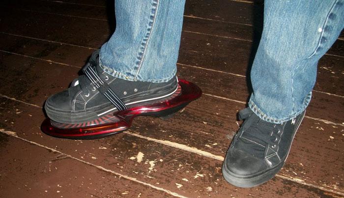 Совместное использование Heelys Nano и обычных Heelys серьезно повышает мобильность спортсменов