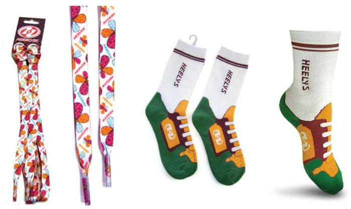 Яркие шнурки и носки — попытка создать lifestyle-брэнд