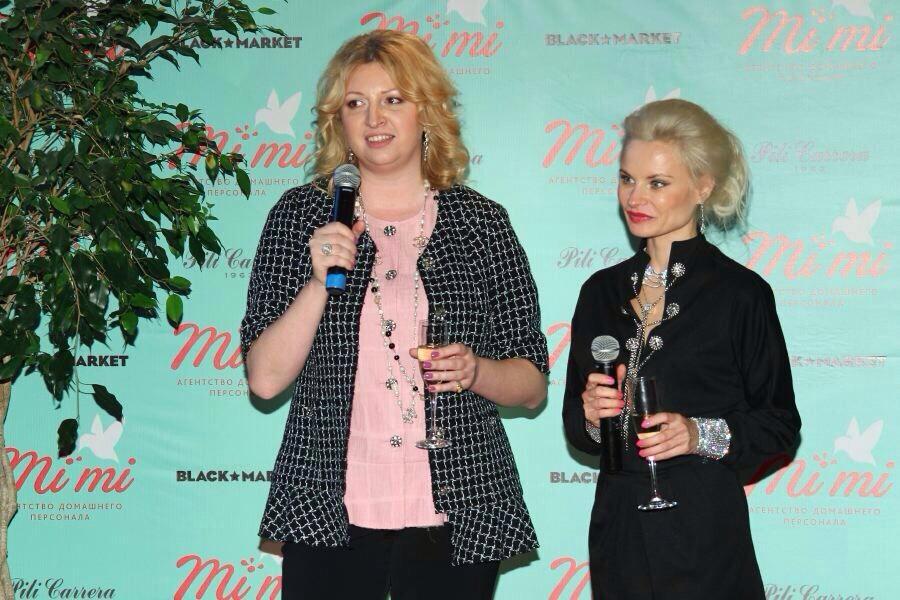 Ксения Часовских и Ольга Емец, основательницы Mimi Agency