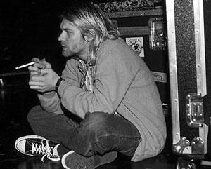 Вконце 1980-х Курт Кобейн изрок-группы Nirvana немало способствовал популяризации «конверсов»