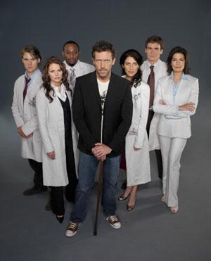 Доктор Хаус изпопулярного одноименного сериала