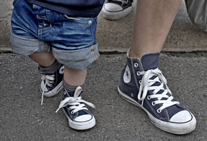 Начиная с1960-х годов «конверсы» были любимой повседневной обувью длямиллионов американцев