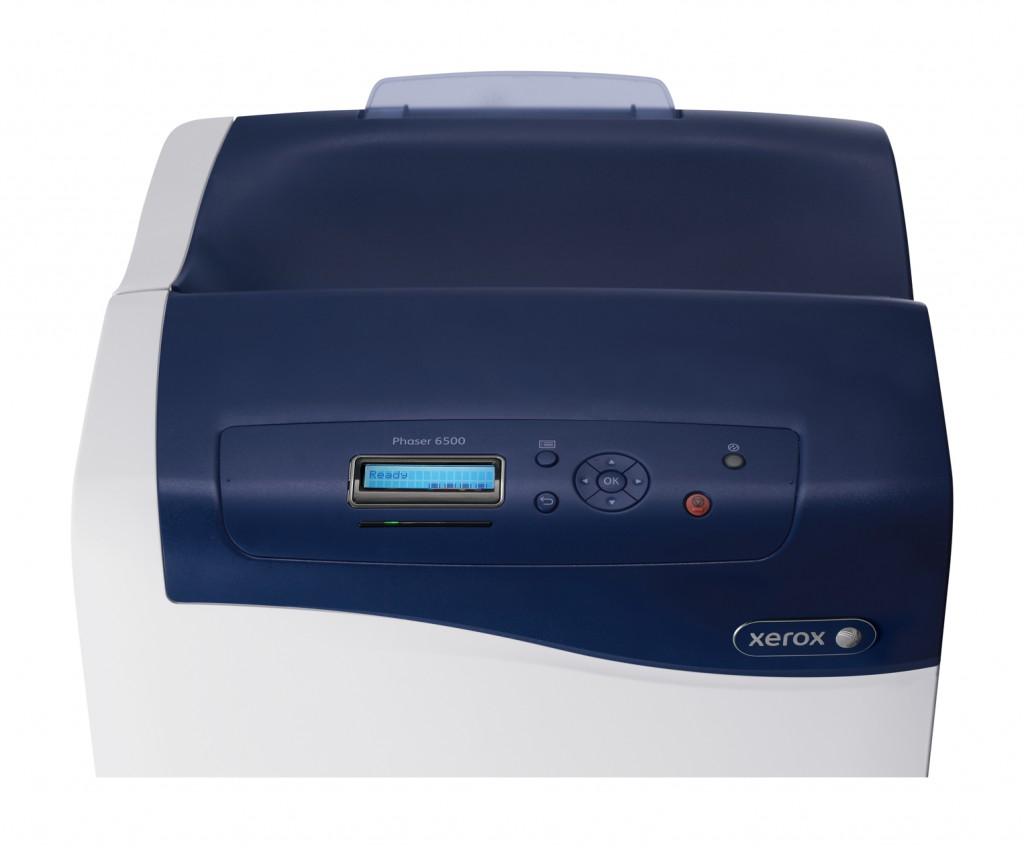 Тест принтера Xerox Phaser 6500N