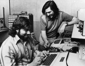 Оба основателя Apple - Стив Джобс и Стив Возняк - в молодости были сотрудниками Atari