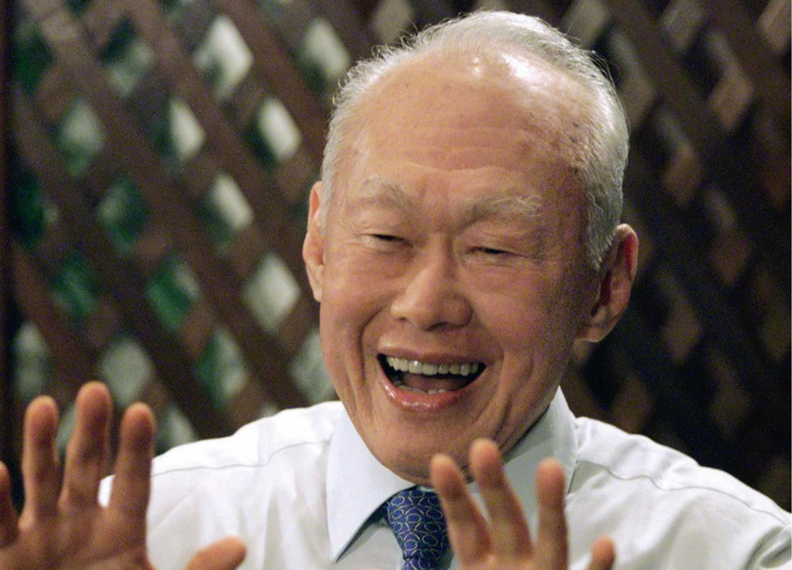 Кудесник Ли Куан Ю