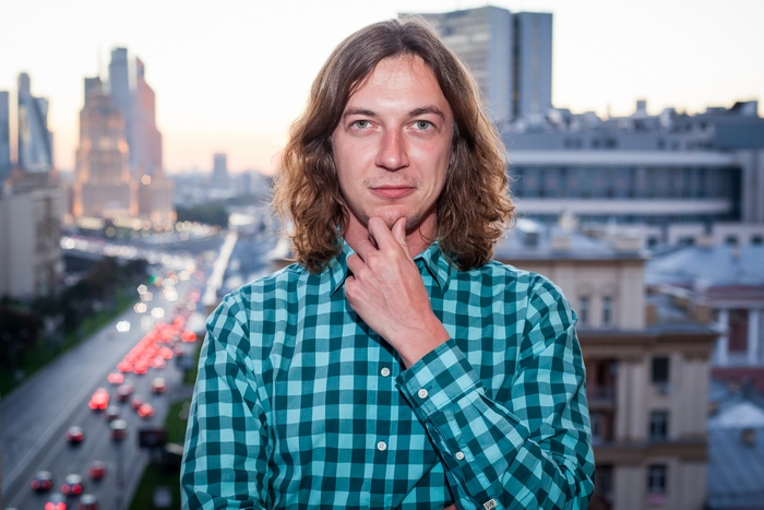 Александр Сирач, совладелец и гендиректор YouScan