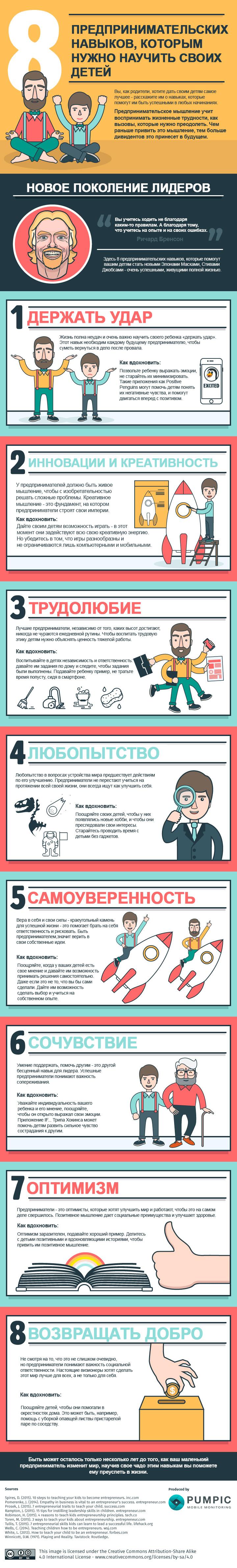 8 skills
