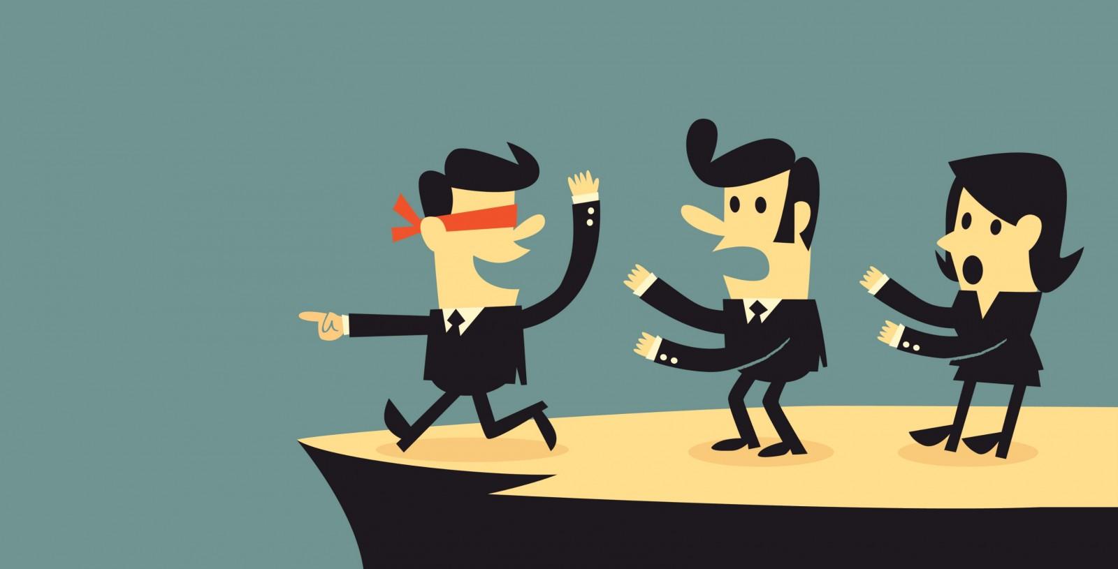 13 ошибок начинающих предпринимателей