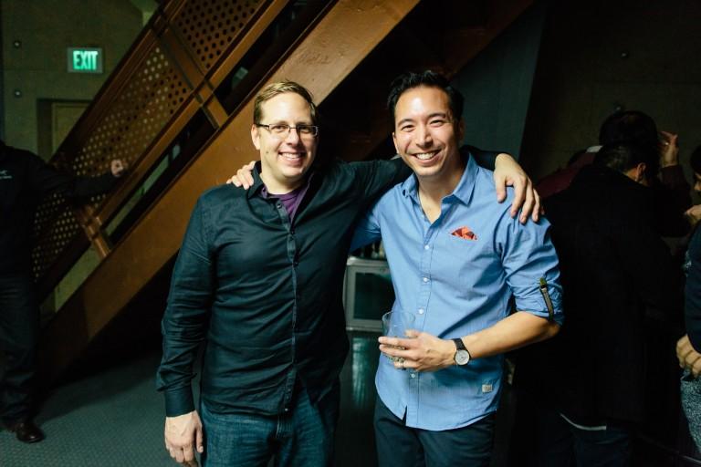 На фото: Картер Ларен и Бен Ларсон, основатели Gateway Incubator
