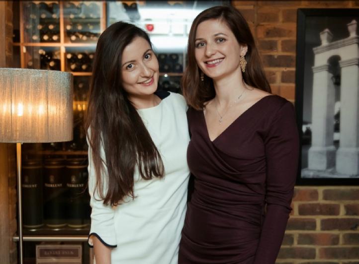Татьяна Ливси и Диана Исак, основательницы Winerist