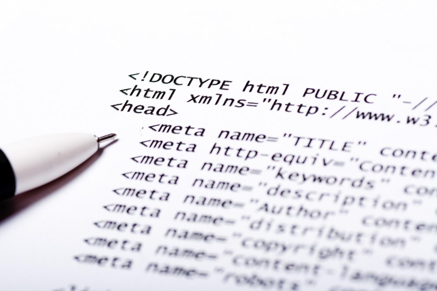 Метатеги – важная деталь при оптимизации сайта