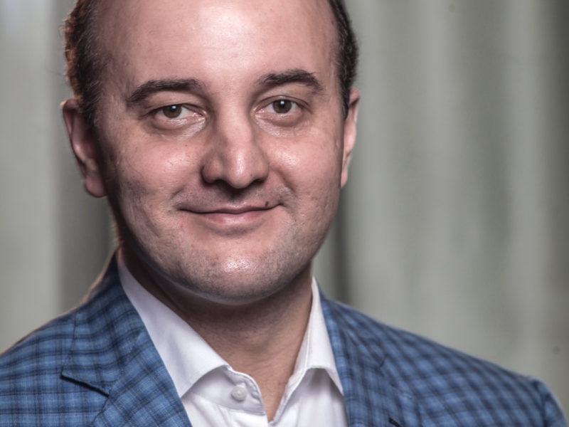 """Как бывший топ-менеджер P&G и """"Русских Машин"""" запустил фонд высоких технологий"""
