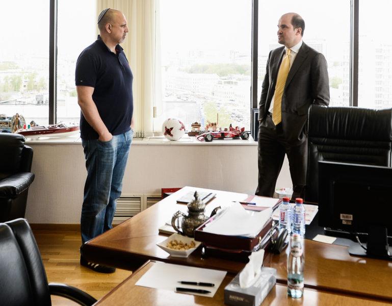 Алексей Марей, главный управляющий директор Альфа-Банка: «Если банки не будут меняться, они исчезнут»